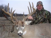 Deer Hunting Trophy Photos