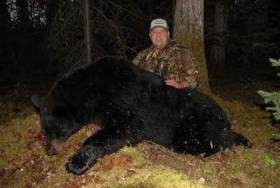May 21st 2012, COLLIN'S MONSTER BLACK BEAR
