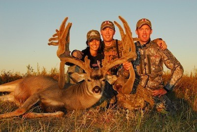 September 3rd 2011, GREATEST DAY OF MY HUNTING CAREER